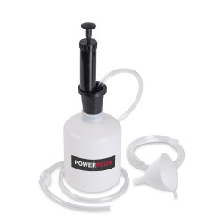POWERPLUS Extracteur d'huile/carburant manuel POWACG8010