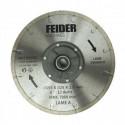 FEIDER Lame TCT 125MM FDL125 CB