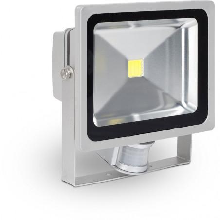 POWERPLUS Projecteur à LED 50W + détecteur POW LI261