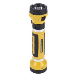 NPU lampe de poche/travail à del extensible 1W 3 en 1 POWLI423