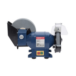 POWERPLUS Touret à meuler humide-sec 250 W - POW5103