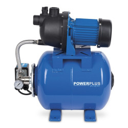 POWERPLUS Groupe de surpression - 1000 W 20L - POW67935