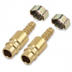 raccord tuyau + anneau 2 pcs POWAIR0263