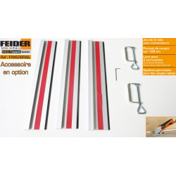 FEIDER Rail de guidage pour FRX600 FRX600RAIL