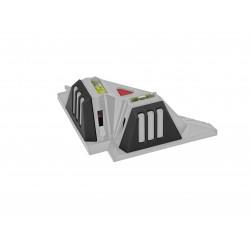 EINHELL aspirateur souffleur de feuilles électrique 2500W BG-EL
