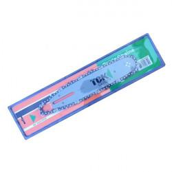 TCK chaine + guide 25cm pour tronçonneuse TCK HYUNDAI GUCHTRT25
