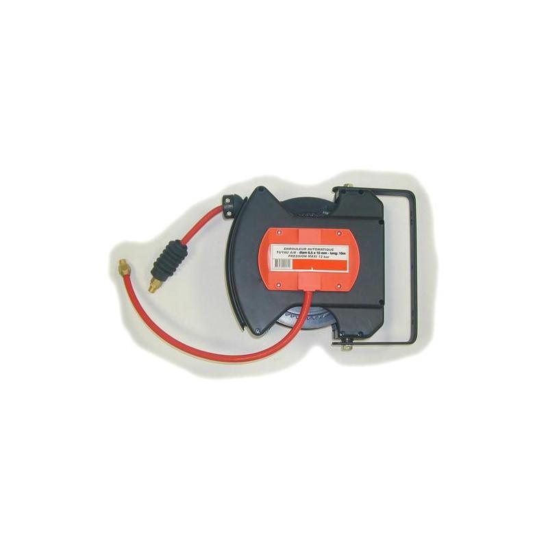 PRODIF Enrouleur automatique tuyau d'air 10 x 6 - 10 mètres - 88130