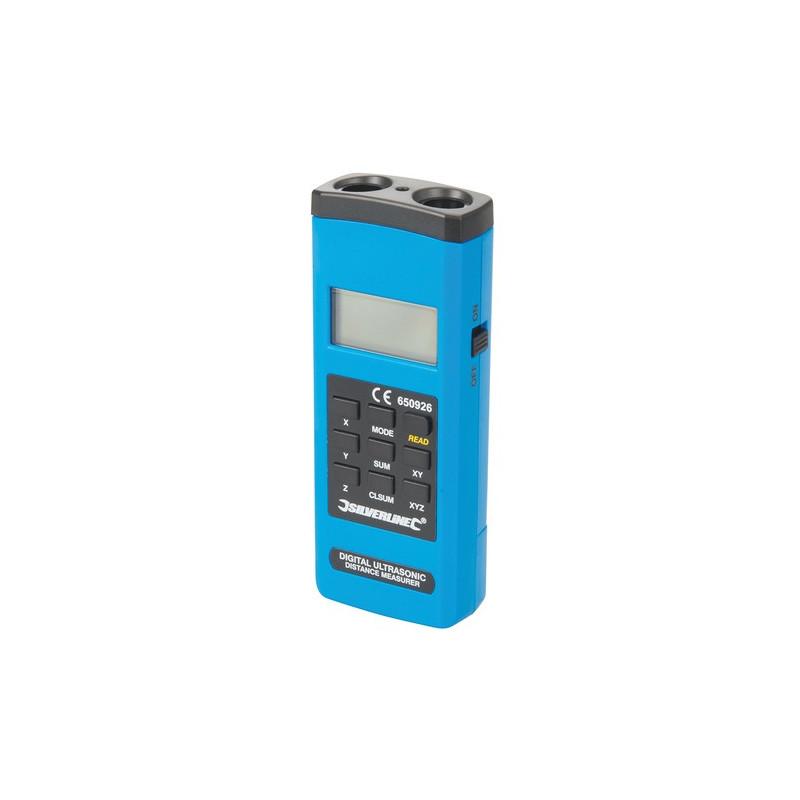 Silverline Télémètre numérique 650926
