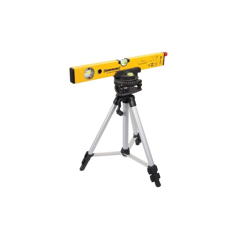 Silverline Coffret niveau laser SL01