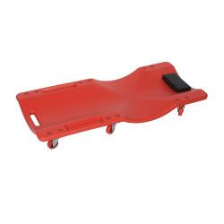 Silverline Chariot de visite en plastique 126056