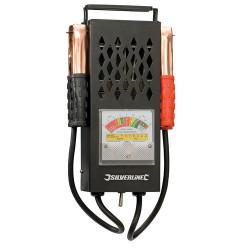 Silverline Testeur de batterie et de système de charge 282625