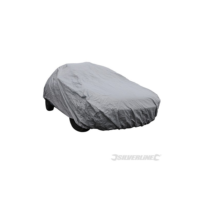 silverline housse pour voiture 774618. Black Bedroom Furniture Sets. Home Design Ideas