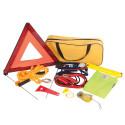 Silverline Kit d'urgence voiture 9 pièces 933429