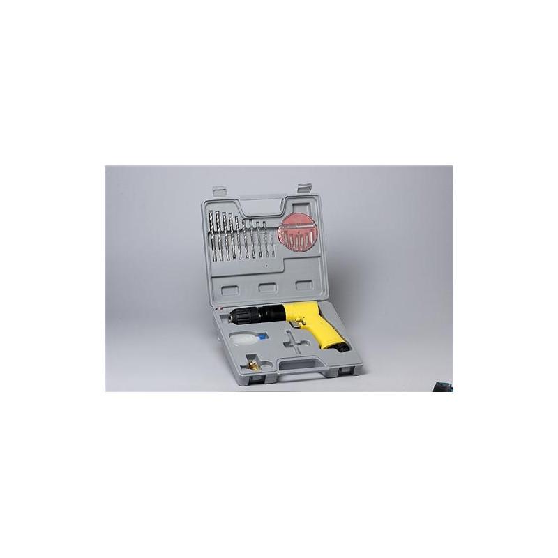 PRODIF Coffret perceuse visseuse/dévisseuse pneumatique - PC70010