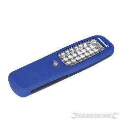 Silverline Torche magnétique LED