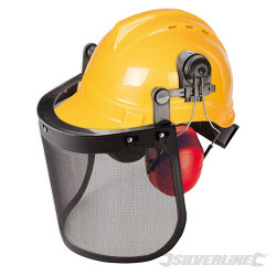 Silverline Casque de forestier 140873