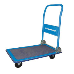 Silverline Chariot plateforme pliant 675213
