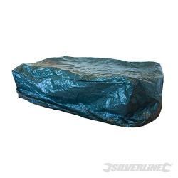 Silverline Housse pour table rectangulaire 753583