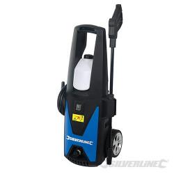 SILVERLINE Nettoyeur haute pression électrique 135 bars 1400W - 101389