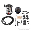 Silverline Aspirateur eau et poussière 30L 1250 W 974451