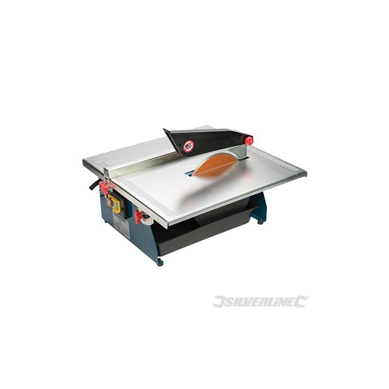 Silverline Carrelette électrique 600 W 631018