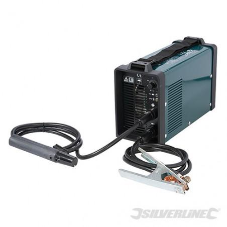 Silverline Poste à souder à arc inverter MMA/TIG 160 A 103047
