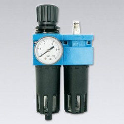 Détendeur filtre lubrificateur Prodif FRLM0120