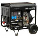 HYUNDAI Groupe électrogène Diesel 6500W DHY8500LEK