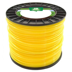Fil nylon Rond 2,4 mm - 180 m FNY025 JR