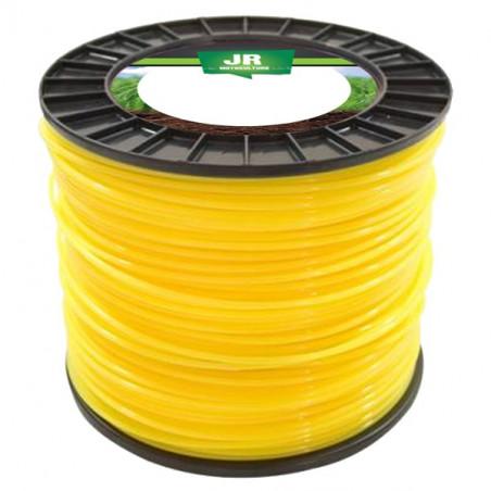 Fil nylon Rond 2,4 mm - 180 m FNY025 JR