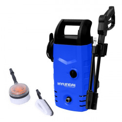 HYUNDAI Nettoyeur Haute Pression HNHP1405-ACC 1400W 105BARS + Acces