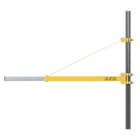 Bras orientable Pour Palans 750 mm/1200 mm - POWX910