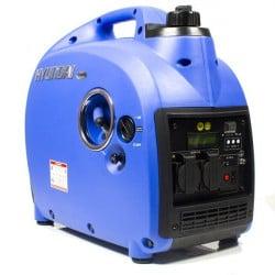 HYUNDAI Groupe électrogène Inverter Portatif Insonorisé 2000W HY2000SI