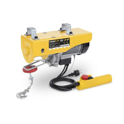 POWERPLUS Palan électrique 300/600kg 1050 watts - POWX902