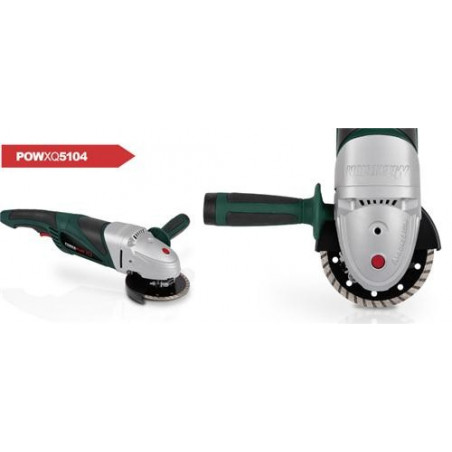 POWERPLUS Meuleuse d'angle 125 mm 1300 W - POWXQ5104
