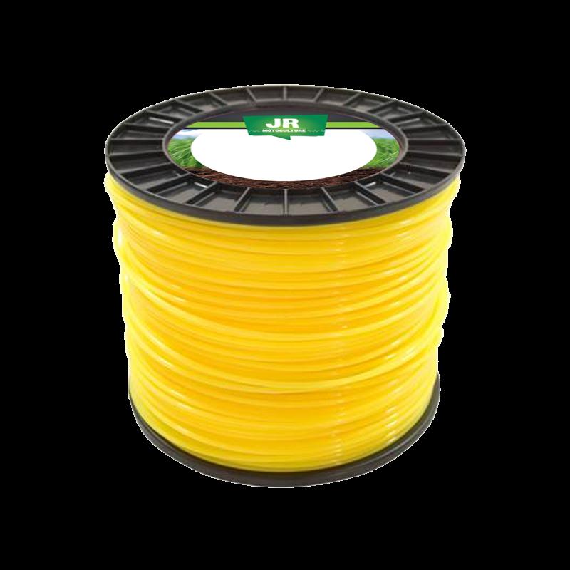 Fil nylon Rond 2 mm - 130 m FNY006 JR
