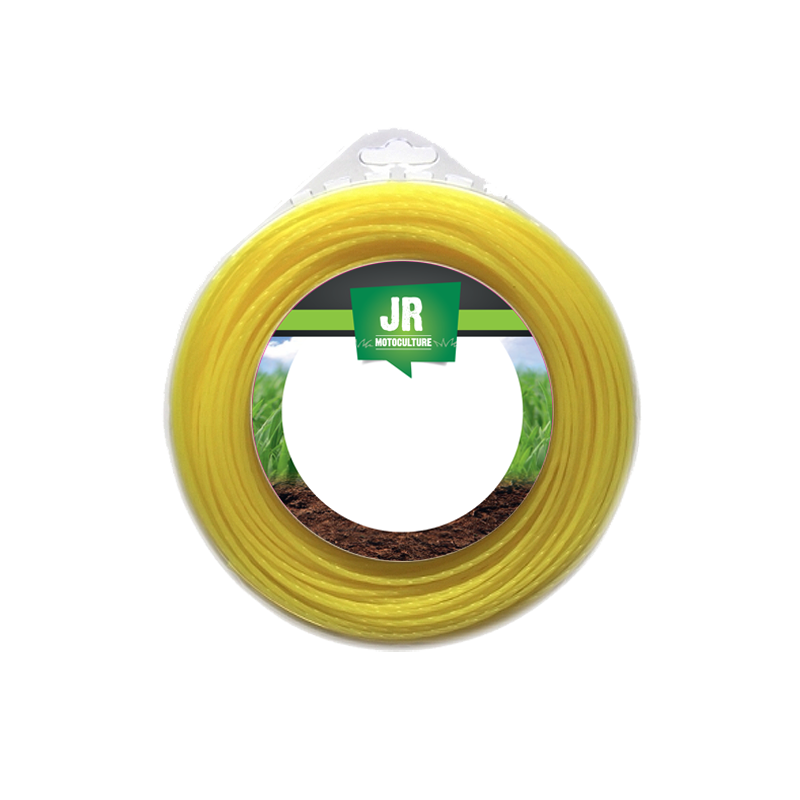 Fil Nylon Carré 3,3 mm - 9 m FNY042 JR