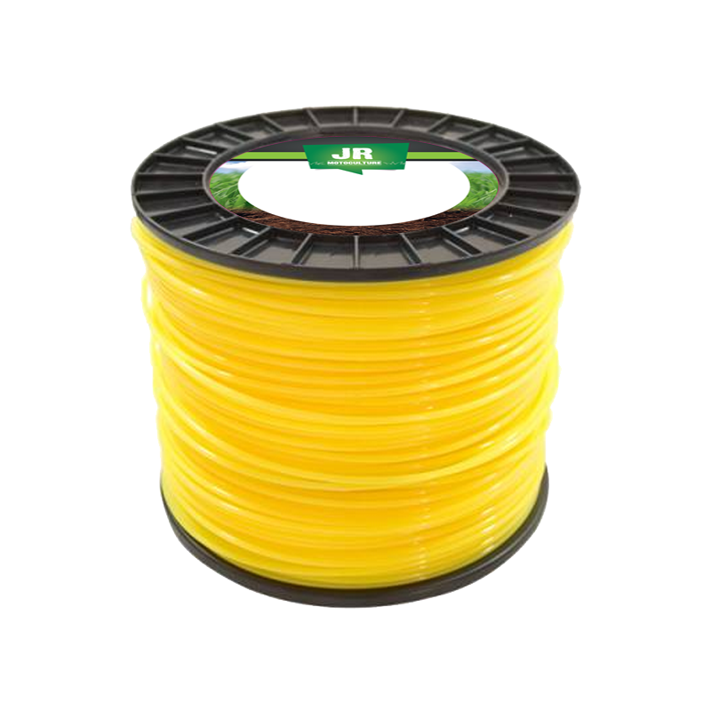 Fil Nylon Carré 1,3 mm - 200 m FNY060 JR