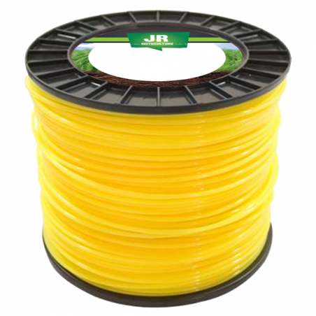 Fil Nylon Carré 2,4 mm - 180 m FNY069 JR