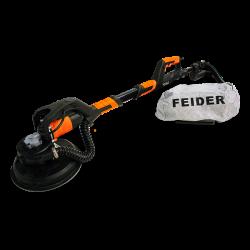 FEIDER - Ponceuse à bras 750W avec inspiration intégrée + 40 abrasifs - FPG750AB