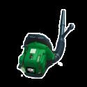 TCK - Souffleur à dos thermique 30 cm3 + casque anti-bruit - TS30C