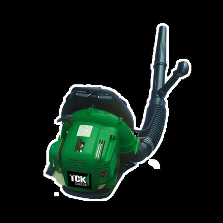 TCK Souffleur à dos thermique 30 cm3 + casque anti-bruit TS30C