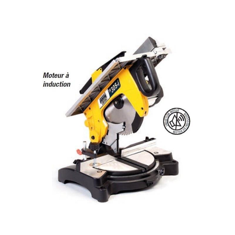 FEMI - Scie à onglet 1400W 305 mm - TR 305-i