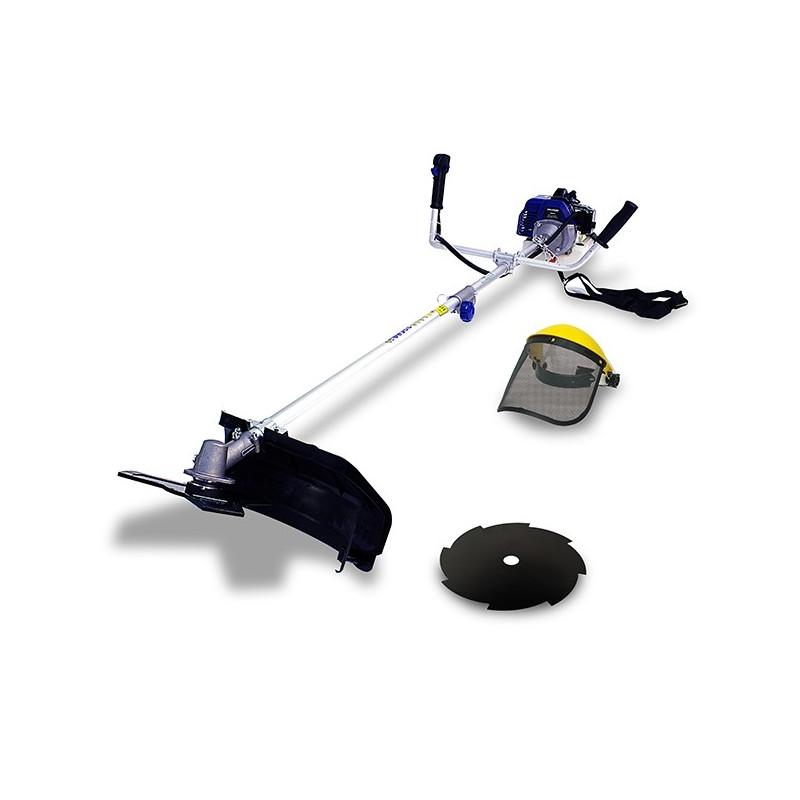 HYUNDAI Débroussailleuse thermique 32 cm3 + accessoires - HDB32VD