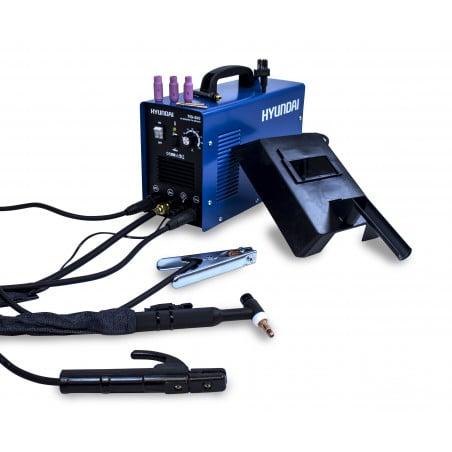 HYUNDAI Poste à souder Inverter TIG 200A TIG-200