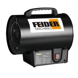 FEIDER Chauffage professionnel chantier diesel 10KW -FCD10KW