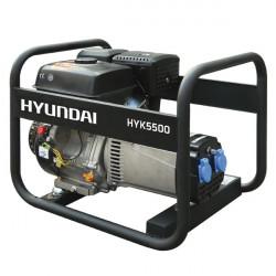 HYUNDAI Groupe électrogène essence 3000W HYK5500