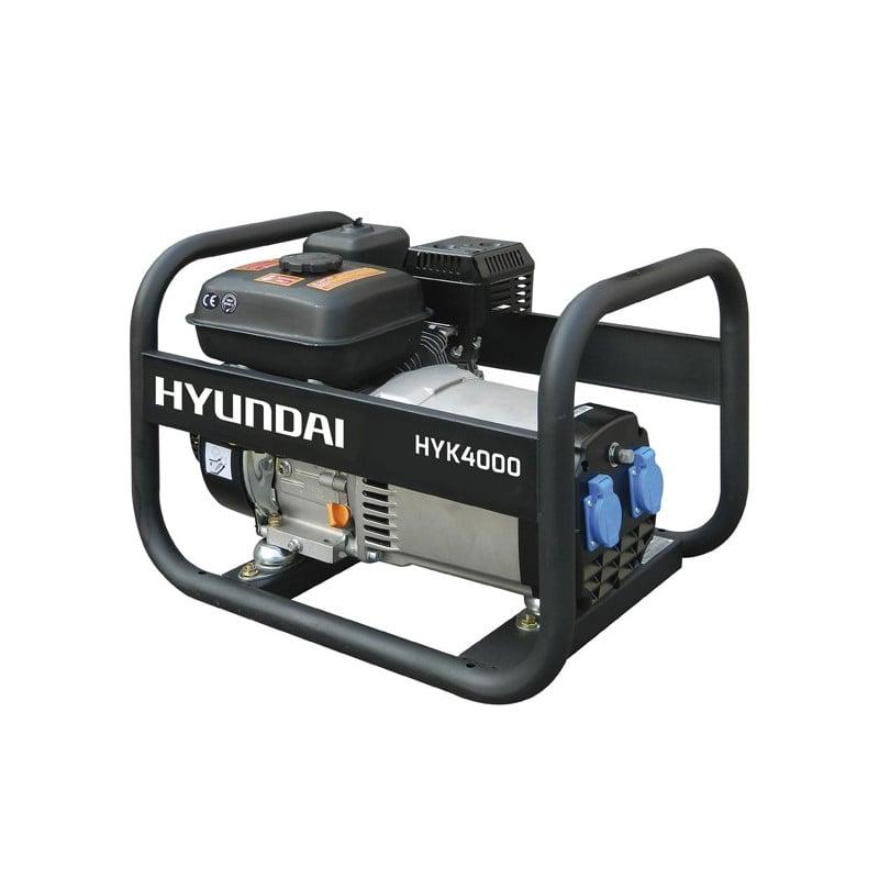 HYUNDAI Groupe électrogène essence 3000W HYK4000