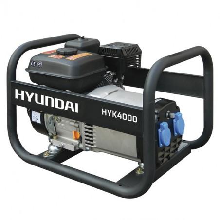 HYUNDAI Groupe électrogène essence HYK4000, 2.7 kVA