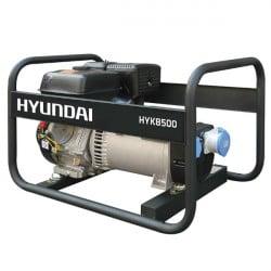 HYUNDAI Groupe électrogène essence  HYK8500 Monophasé 7kVA